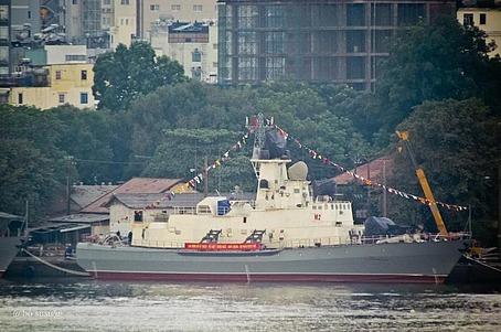 «Атомэнергомаш» оснастил фрегат «Адмирал Касатонов» новейшей аппаратурой