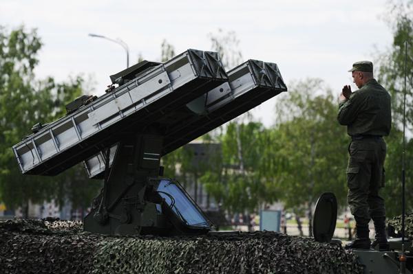 Российская армия в 2014 году получила десять переносных РЛС «Гармонь»