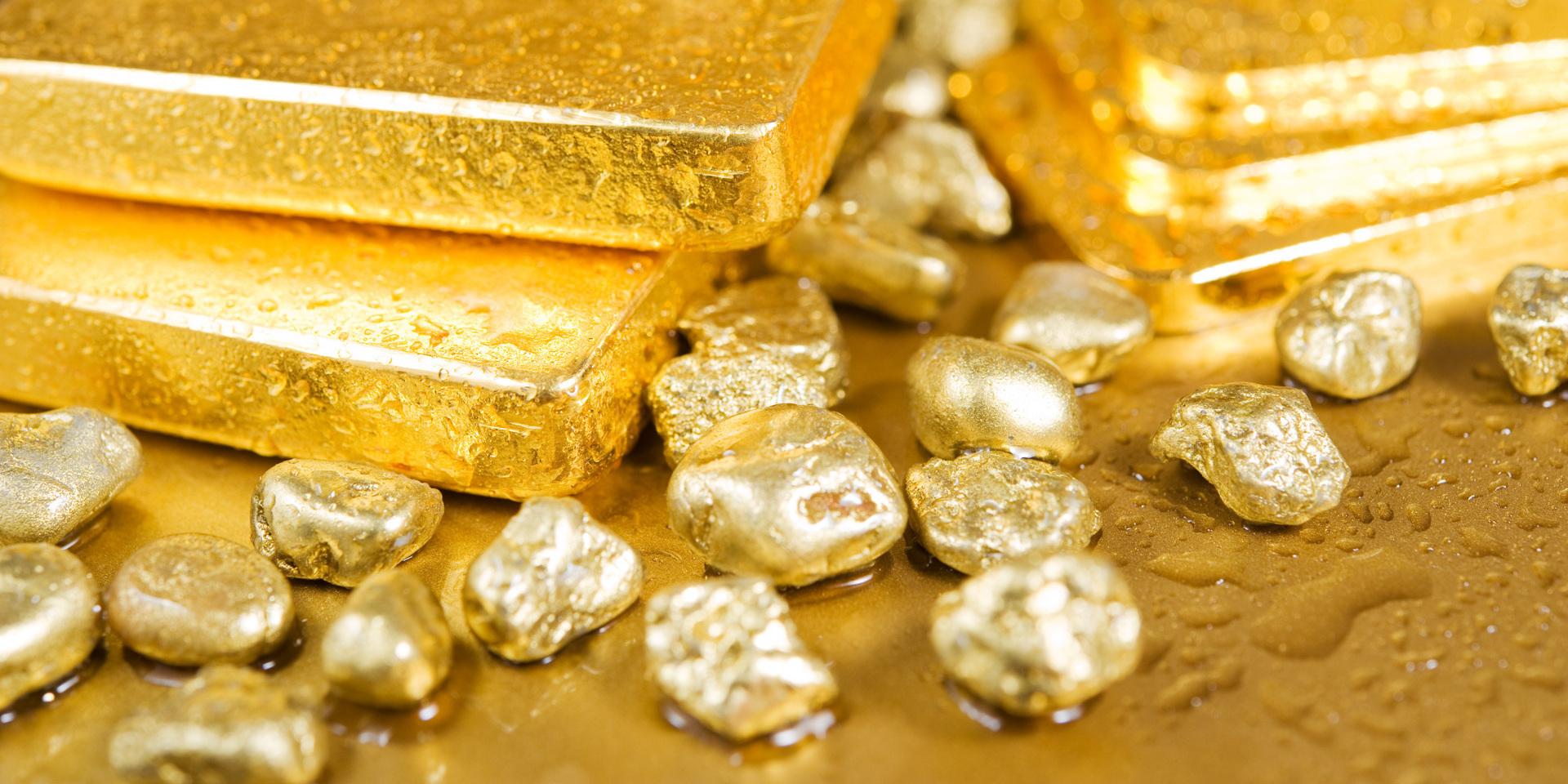 Золотой запас России ставит рекорды