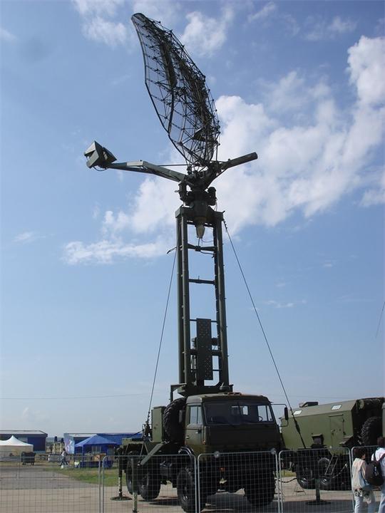 Новейшие РЛС ПВО появились на северо-западе России