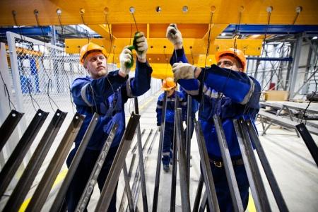 В Оренбургской области открыт новый завод промышленного цинкования
