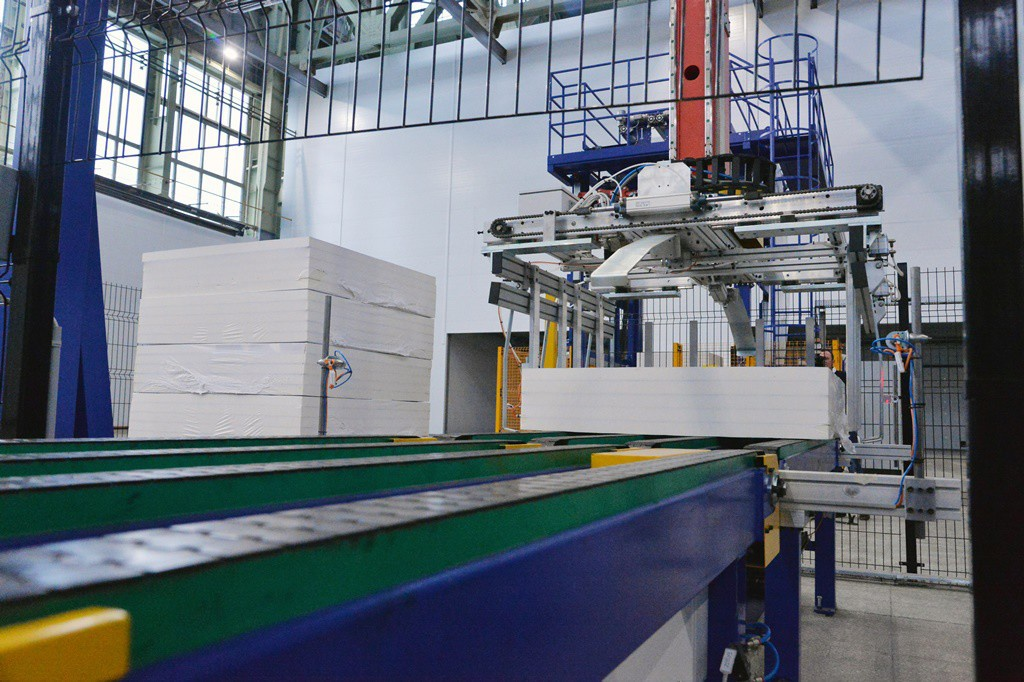 В Саратове запущено новое производство строительных материалов