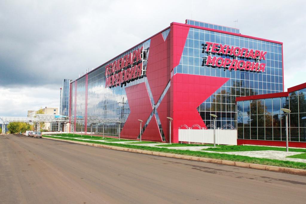 Завершено строительство комплекса «Технопарк-Мордовия»