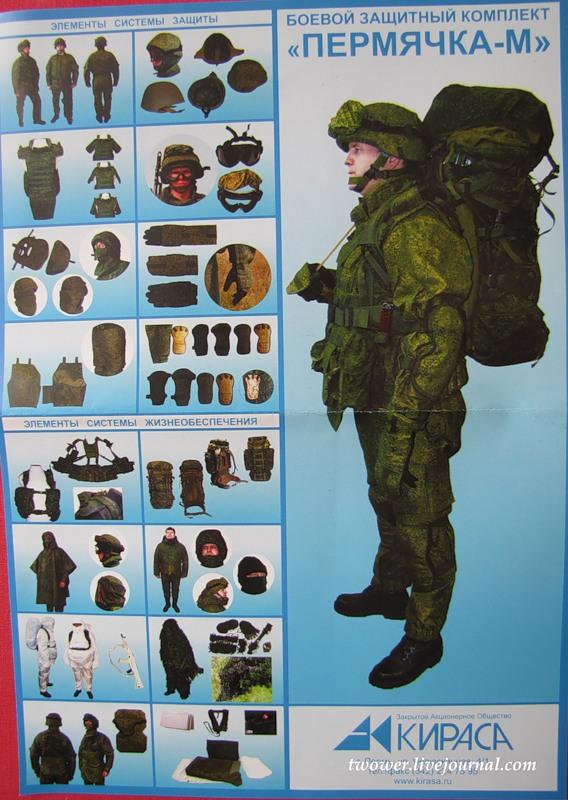 Современные боевые защитные комплекты «Пермячка» поступили на вооружение 201-й военной базы