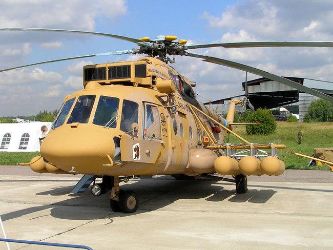 Россия передала Перу первые 8 вертолетов Ми-171Ш из 24 заказанных