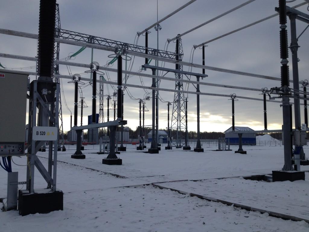 В Свердловской области запущена в работу подстанция «Исеть»