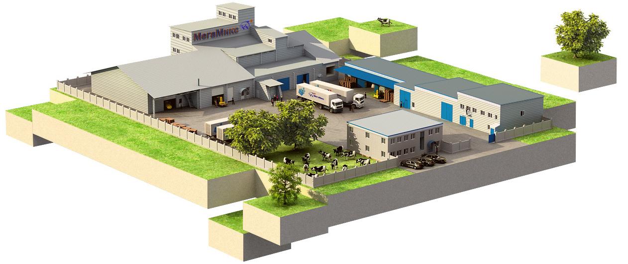 В Липецкой области завершено строительство завода по производству премиксов