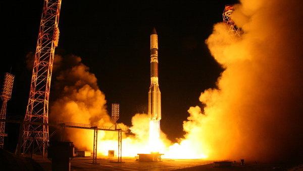 «Протон-М» вывел европейский спутник связи Astra-2G