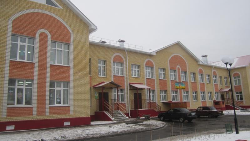 20 декабря в Алатыре распахнет свои двери для детворы детский сад № 3 «Светлячок»
