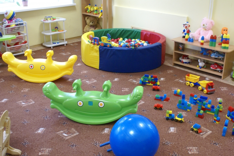 В Буйнакском районе Республики Дагестан открыт детский сад «Журавлик»