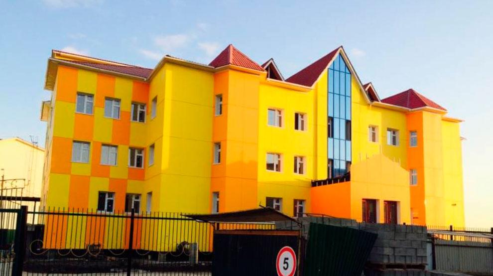 В Якутске состоялось открытие нового здания детского сада «Кунчээн» на 200 мест