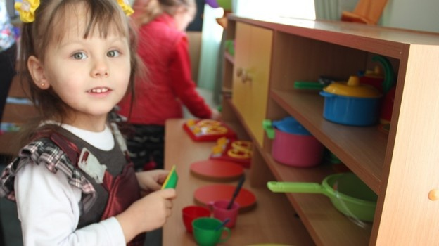 В Воронежской области открылся новый детский сад