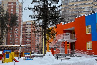 В Перми открылся новый детский сад, рассчитанный на 178 дошколят