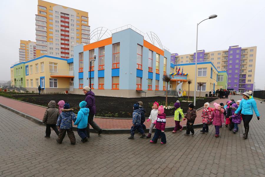 В Калининграде открыли новый детский сад