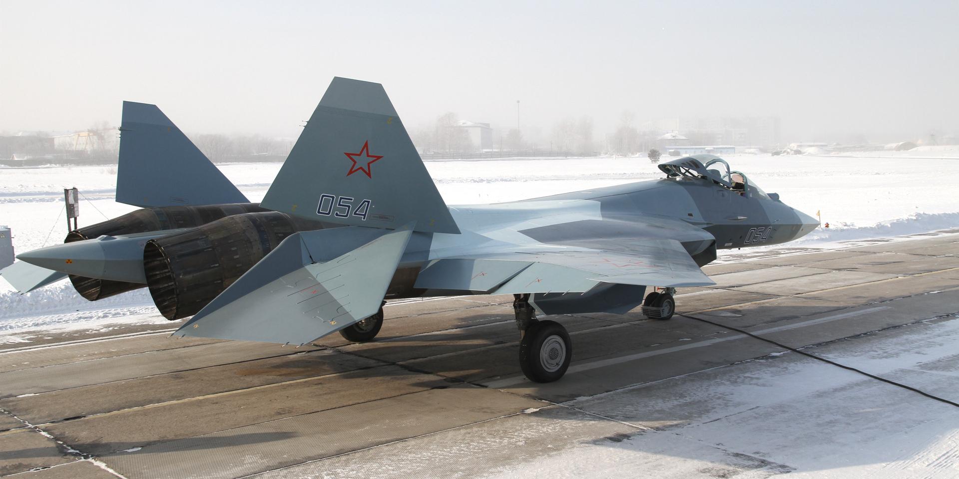 В России впервые выпущено больше самолетов, чем в США