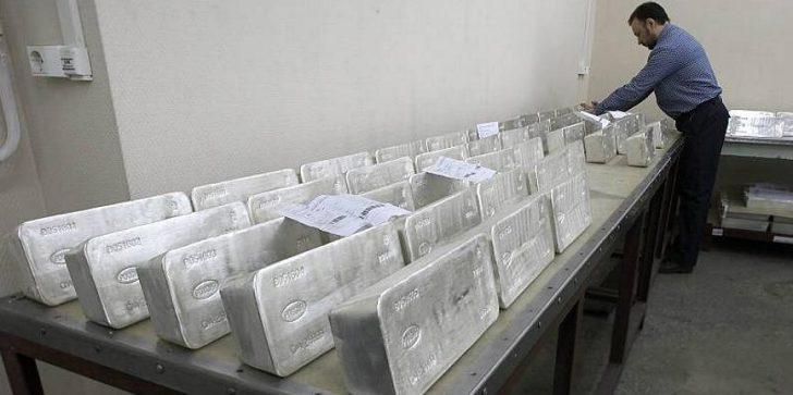 На Колыме в 2014 году было добыто рекордное количество серебра
