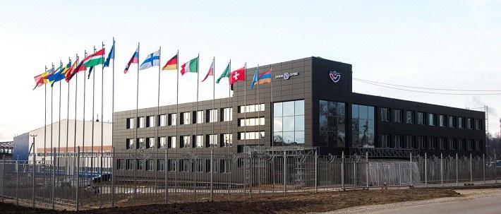 В Калужской области открыт новый производственной комплекс компании «Гигиена-Сервис»