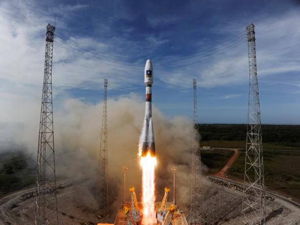 «Союз-СТ» с двигателями ОДК стартовал успешно