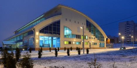 Новый спортивный комплекс в Ленинградской области готов к эксплуатации