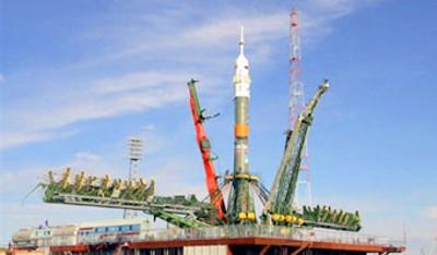 На Байконур доставлены две ракеты «Союз»