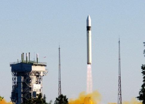 На Байконуре началась подготовка пуска ракеты «Стрела» со спутником ДЗЗ «Кондор-Э»