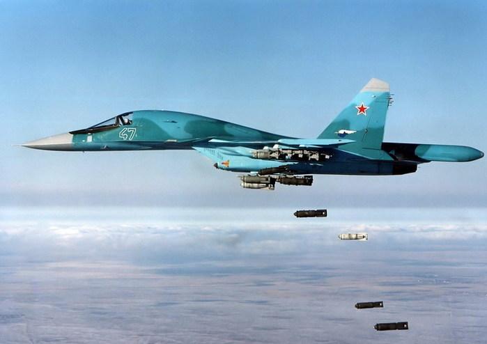 Новосибирский авиазавод передал Минобороны очередную партию Су-34