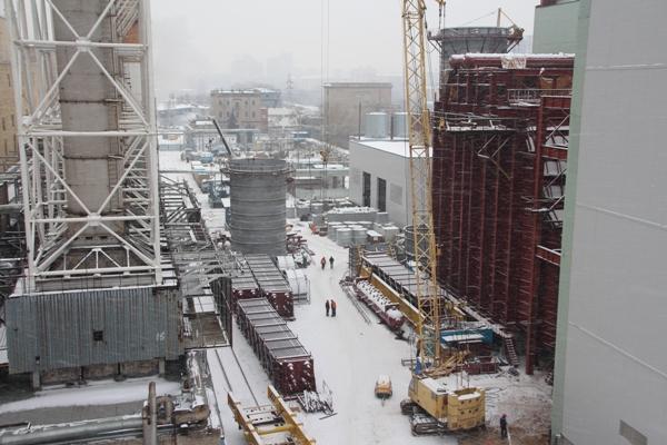 В Москве введен в эксплуатацию новый энергоблок ТЭЦ-16