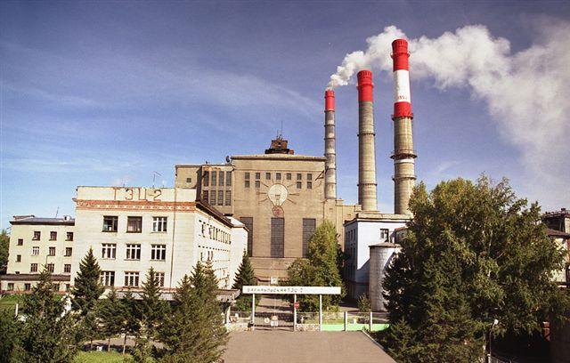 На Барнаульской ТЭЦ-2 состоялся запуск девятого энергоблока