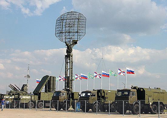 День радиотехнических войск ВВС России