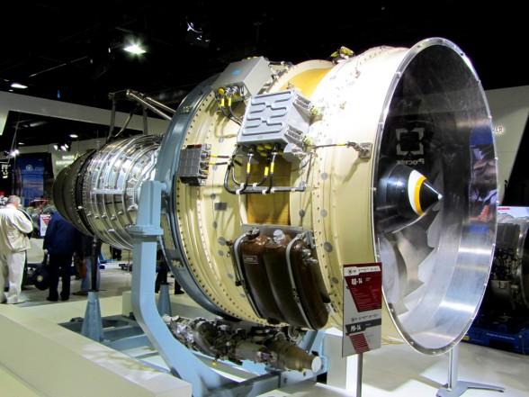 На Пермском моторном заводесобран газогенератор для двигателя нового поколения