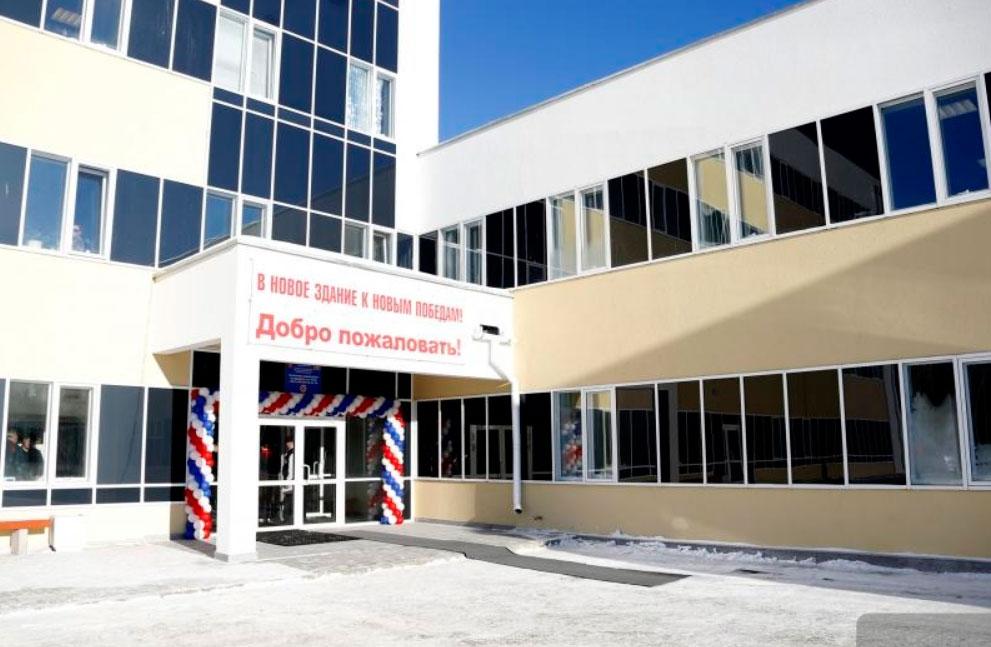В Свердловской области открыто новое здание Территориального центра медицины катастроф