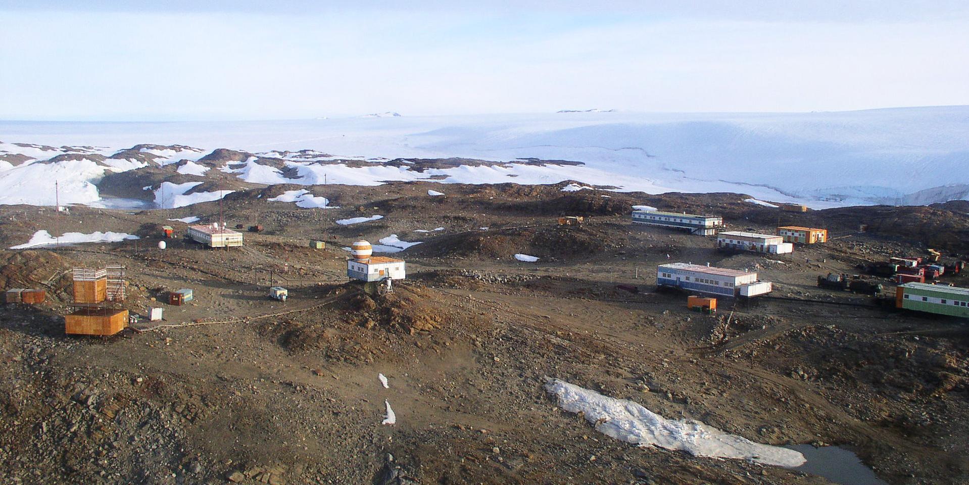 Россия расширяет наземную базу ГЛОНАСС в Антарктике