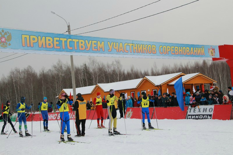 В Рязанской области состоялось открытие Биатлонного комплекса