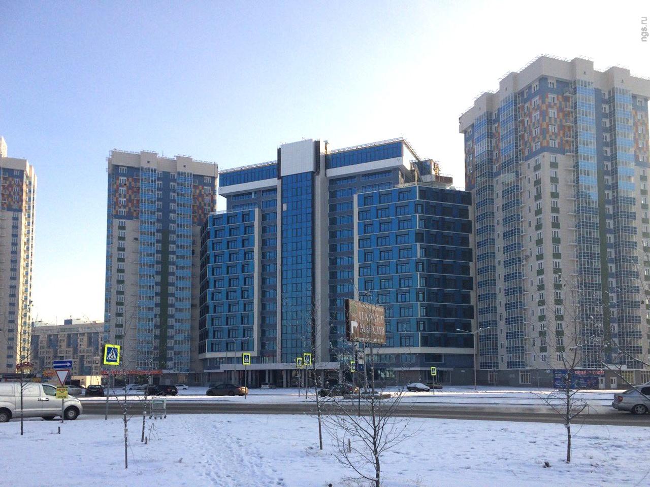 В Красноярске введен в эксплуатацию деловой центр