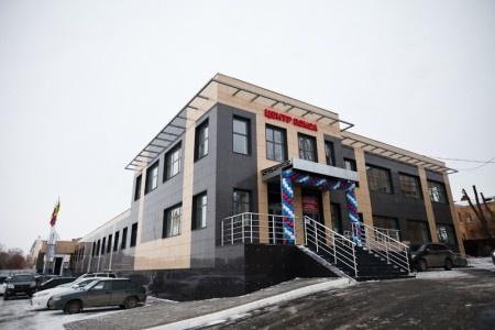 В Оренбурге открыт «Центр бокса»
