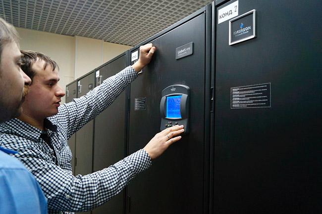 В Уральском федеральном университете открылся новейший Центр обработки данных