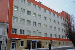 В Ростове-на-Дону открылась новая детская поликлиника