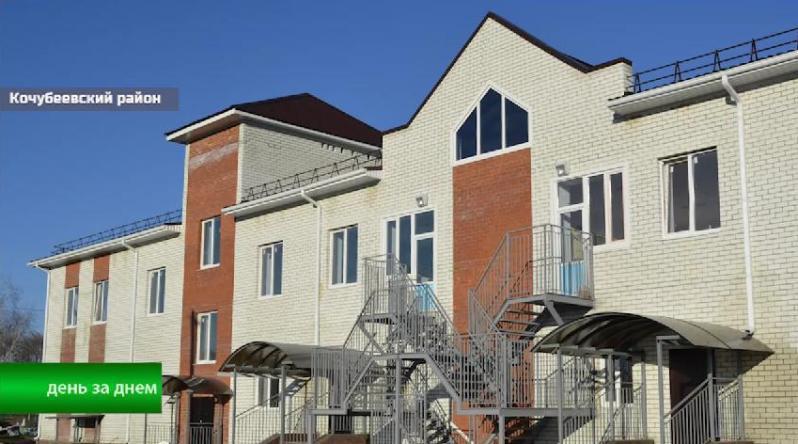 В селе Кочубеевском построен новый детский сад «Берёзка» на 250 мест