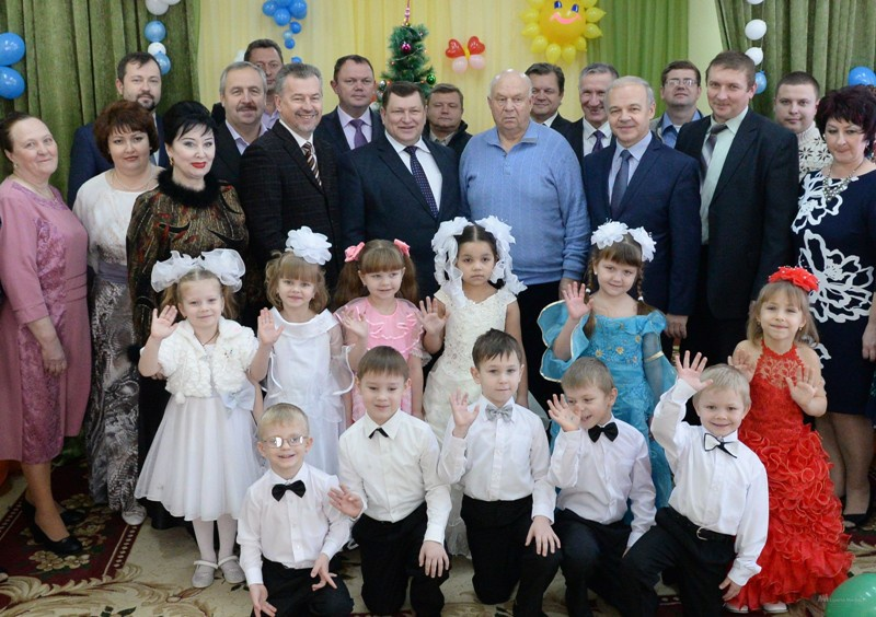 В Липецкой области открылись два детских сада