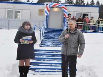 В Свердловской области открылся новый ФАП