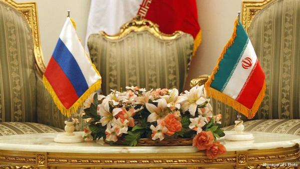 Подписано соглашение о военном сотрудничестве РФ и Ирана
