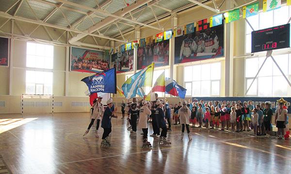 Новый физкультурно-оздоровительный комплекс открылся в Рязанской области