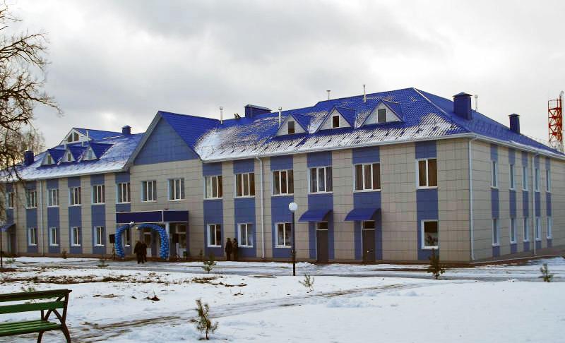 В Болхове Орловской области открылся новый инфекционный корпус больницы