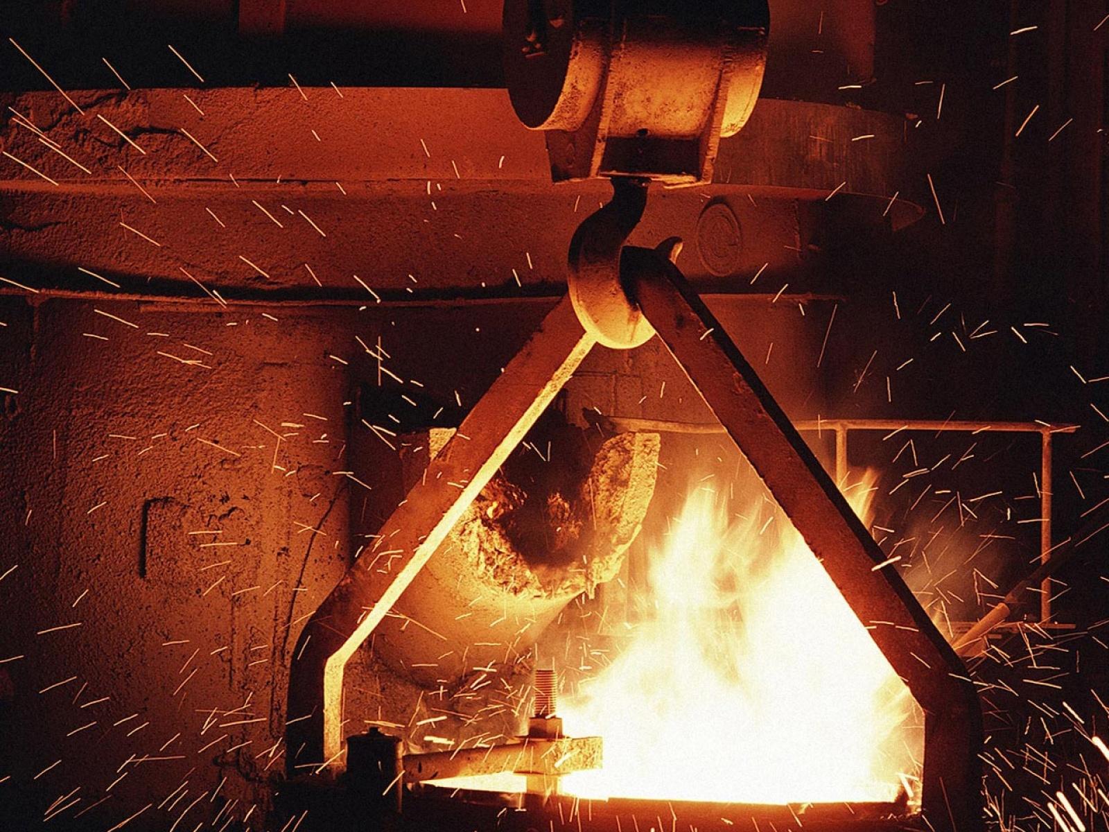 Современный завод точного литья строится в Свердловской области