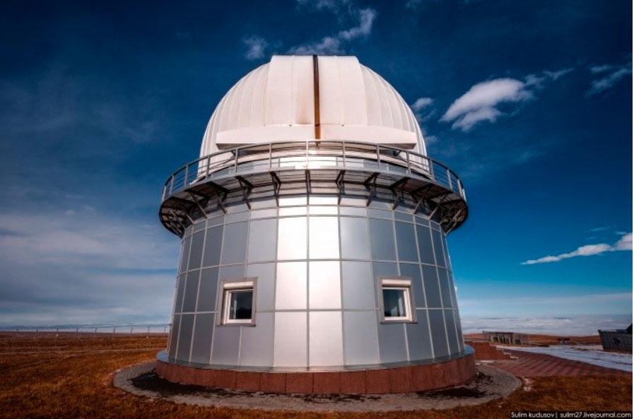 В Карачаево-Черкесии открылась Кавказская горная обсерватория МГУ