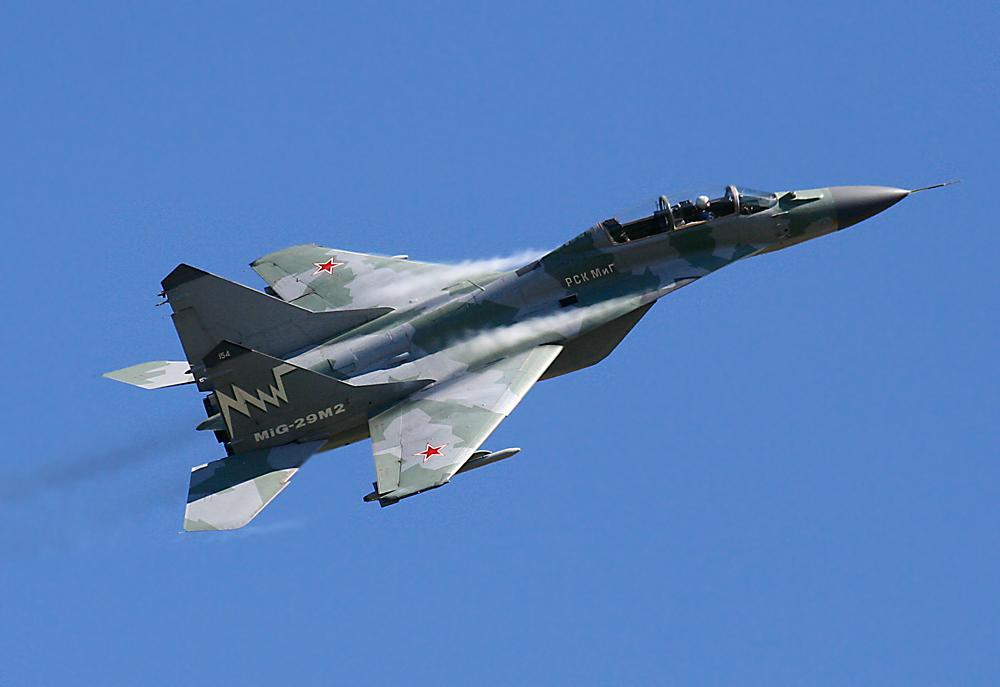 НАЗ «Сокол» начинает полную сборку самолета МиГ-29М2
