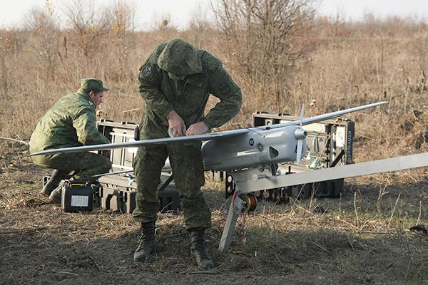 Черноморский флот получил беспилотники «Орлан»