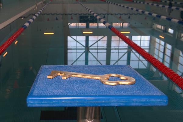 В Московской области открыт новый ФОК с бассейном