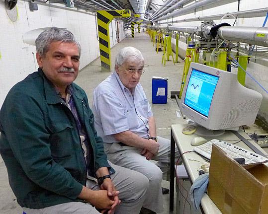 Прибор нового поколения для измерения колебаний земной поверхности разработан физиками Дубны