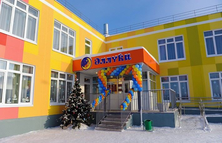 Два новых детских сада открылись в Республике Татарстан
